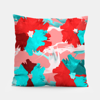 Thumbnail image of Flowerpower Pillow, Live Heroes