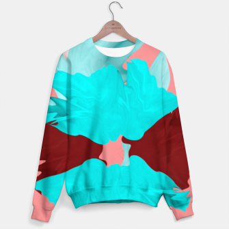 Thumbnail image of Flowerpower Sweater, Live Heroes
