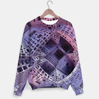Thumbnail image of masonry Sweater, Live Heroes