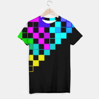 Thumbnail image of square art T-shirt, Live Heroes