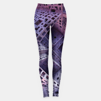 Thumbnail image of masonry Leggings, Live Heroes