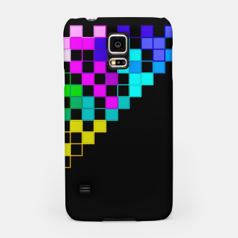 Thumbnail image of square art Samsung Case, Live Heroes