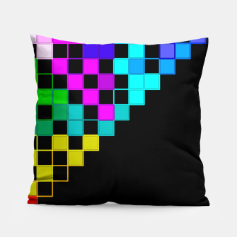 square art Pillow thumbnail image