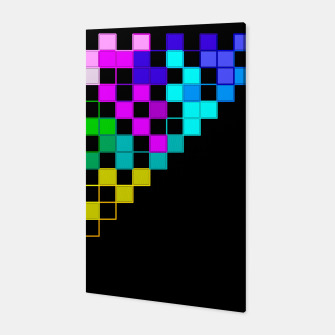 square art Canvas thumbnail image
