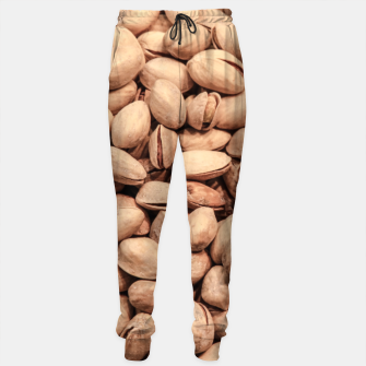 Thumbnail image of Pistachio Nut Pattern Sweatpants, Live Heroes
