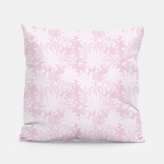 Miniaturka Abstract simple floral print Pillow, Live Heroes
