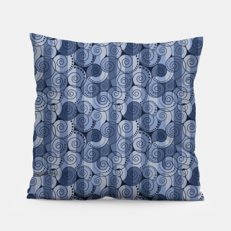 Miniaturka Abstract swirls print Pillow, Live Heroes