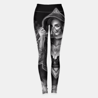 Thumbnail image of Winya No. 108 Leggings, Live Heroes