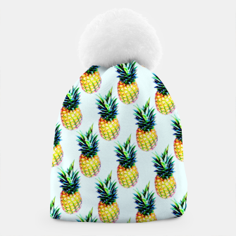Thumbnail image of Funny pineapples Beanie, Live Heroes
