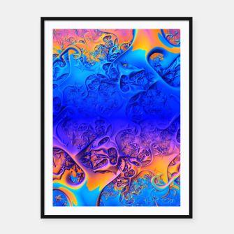 Thumbnail image of Gnarls Framed poster, Live Heroes