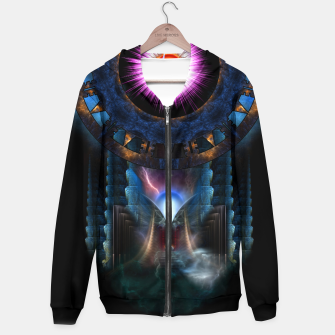 Thumbnail image of Mystical Realm Of Zypher Hoodie, Live Heroes