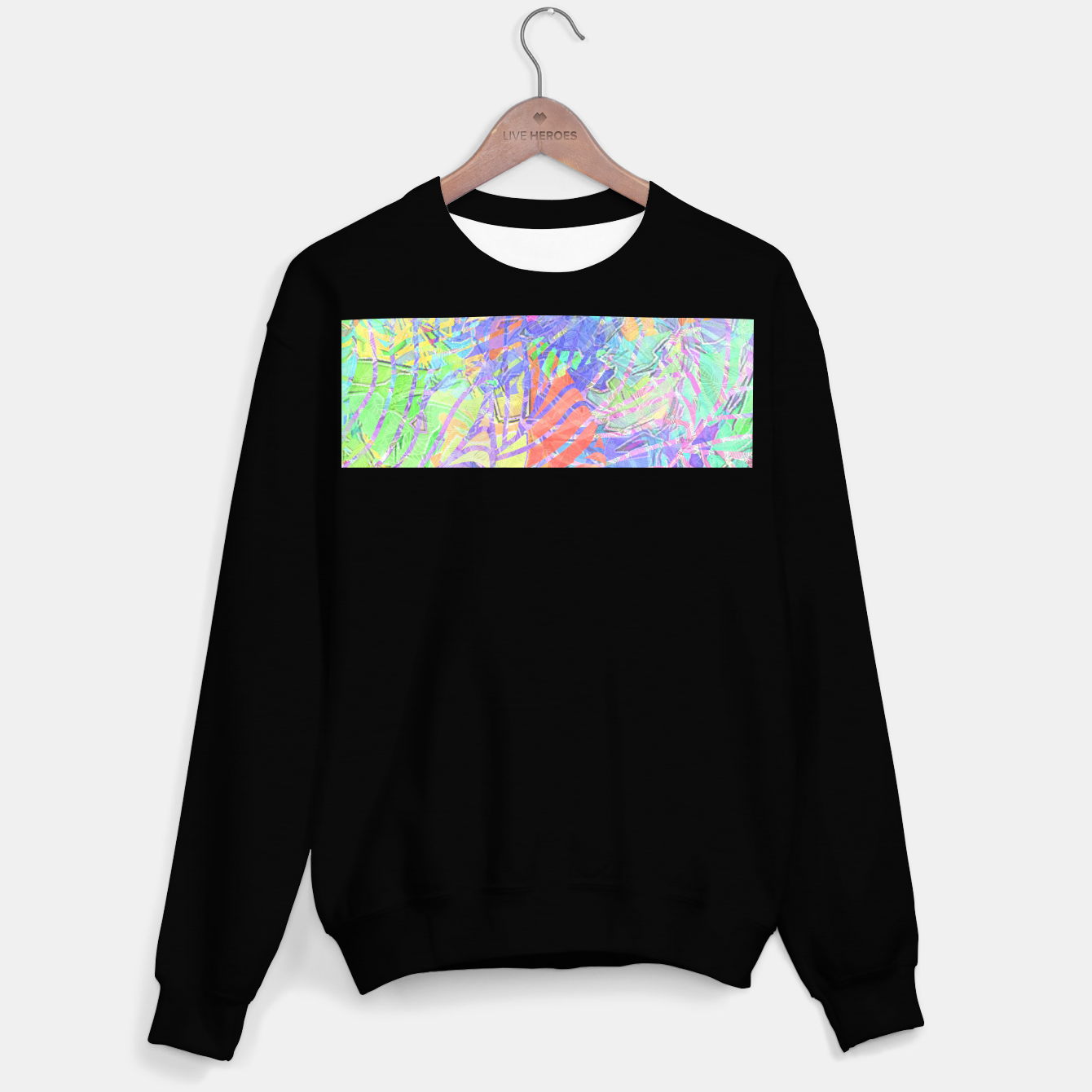 Image of btfclrs003 Sweater regular - Live Heroes