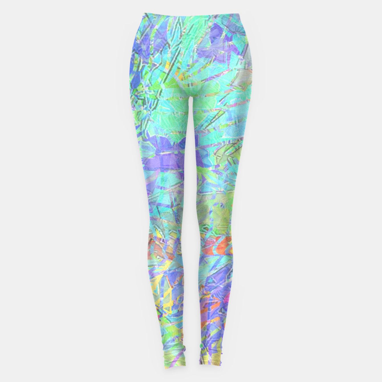 Image of btfclrs003 Leggings - Live Heroes