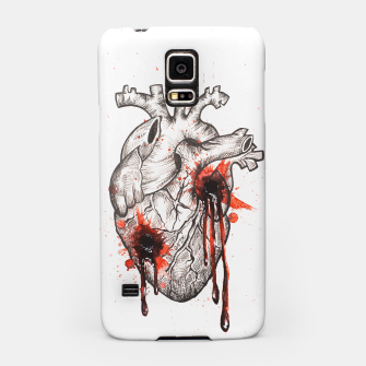 Thumbnail image of Bullettproof Samsung Case, Live Heroes