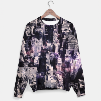 Thumbnail image of Space City Sweater, Live Heroes