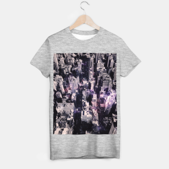 Thumbnail image of Space City T-shirt regular, Live Heroes
