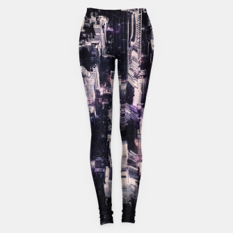 Thumbnail image of Space City Leggings, Live Heroes