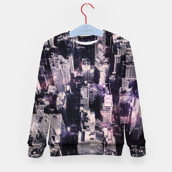 Thumbnail image of Space City Kid's Sweater, Live Heroes