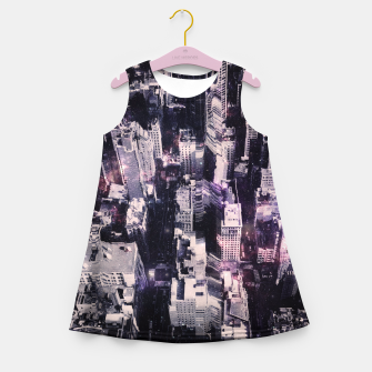 Thumbnail image of Space City Girl's Summer Dress, Live Heroes