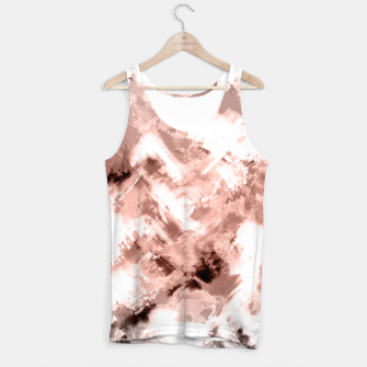 Miniaturka Abstract grunge print Tank Top, Live Heroes