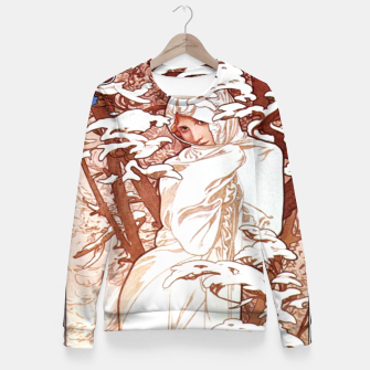 Thumbnail image of Winter AM50 Fitted Waist Sweater, Live Heroes