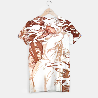 Thumbnail image of Winter AM50 T-shirt, Live Heroes