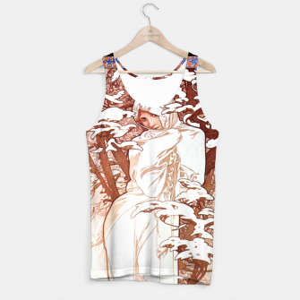 Thumbnail image of Winter AM50 Tank Top, Live Heroes