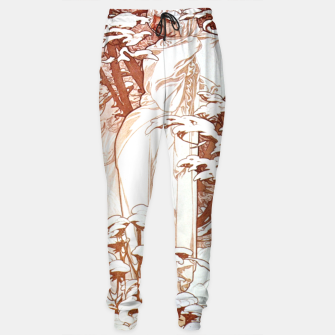 Thumbnail image of Winter AM50 Sweatpants, Live Heroes