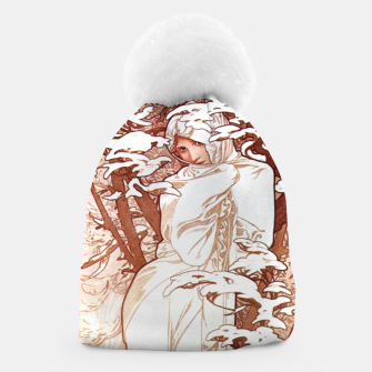 Thumbnail image of Winter AM50 Beanie, Live Heroes