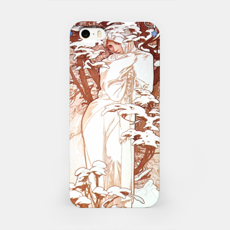Thumbnail image of Winter AM50 iPhone Case, Live Heroes