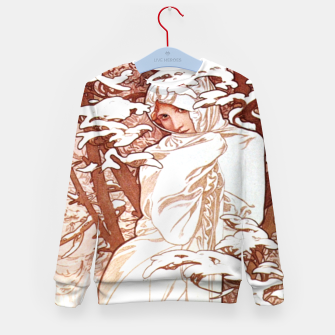 Thumbnail image of Winter AM50 Kid's Sweater, Live Heroes