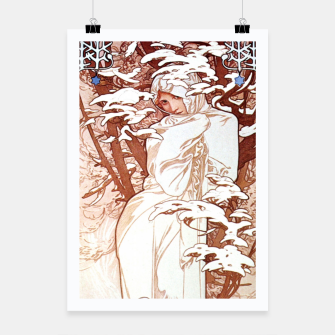 Thumbnail image of Winter AM50 Poster, Live Heroes