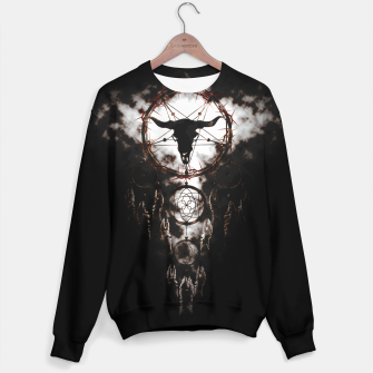 Dreamcatcher - Pentagram Sweater Bild der Miniatur
