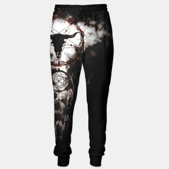 Dreamcatcher - Pentagram Sweatpants Bild der Miniatur