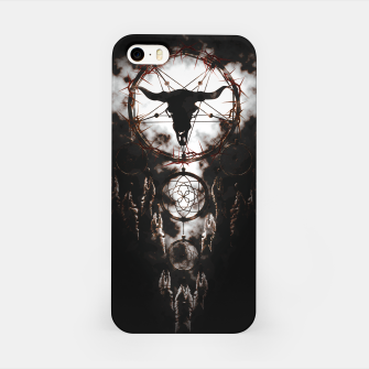 Dreamcatcher - Pentagram iPhone Case Bild der Miniatur