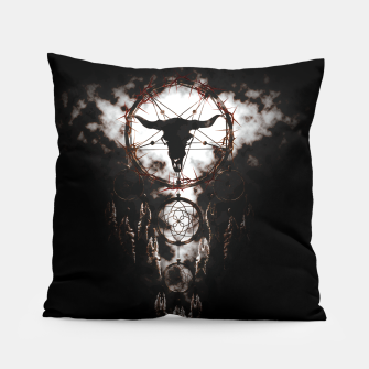 Dreamcatcher - Pentagram Pillow Bild der Miniatur
