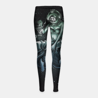 Thumbnail image of Winya No. 109 Girl's Leggings, Live Heroes