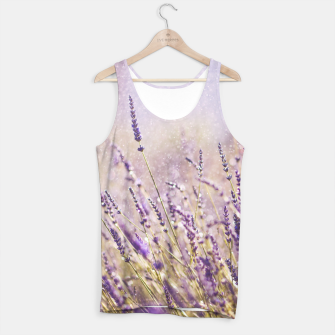 Thumbnail image of Lavender Tank Top, Live Heroes