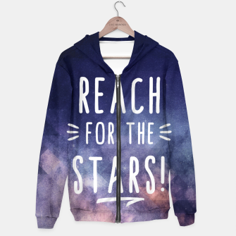 Reach for the Stars Kapuzenpullover miniature