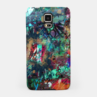 Thumbnail image of Graffiti and Splatter  Samsung Case, Live Heroes