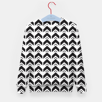 Thumbnail image of Simple Goals Kid's Sweater, Live Heroes