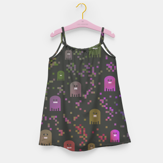 Thumbnail image of Pac Video Game Men Girl's Dress, Live Heroes