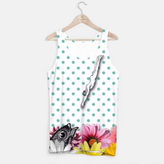 Thumbnail image of THE SWIMMING POOL Tank Top, Live Heroes