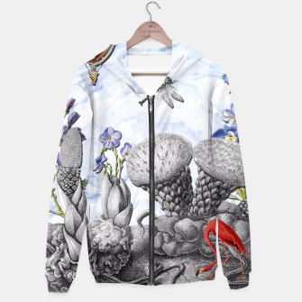 Thumbnail image of THE VISITORS Hoodie, Live Heroes