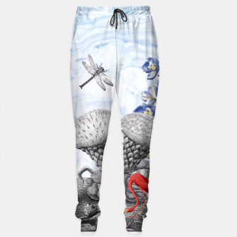 Thumbnail image of THE VISITORS Sweatpants, Live Heroes