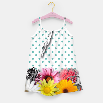 Thumbnail image of THE SWIMMING POOL Girl's Dress, Live Heroes