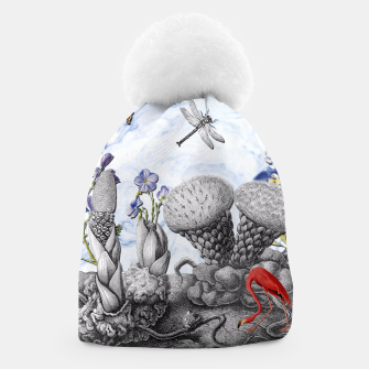 Thumbnail image of THE VISITORS Beanie, Live Heroes
