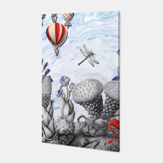 Thumbnail image of THE VISITORS Canvas, Live Heroes