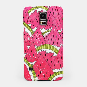 Miniature de image de Watermelon Mounts Samsung Case, Live Heroes