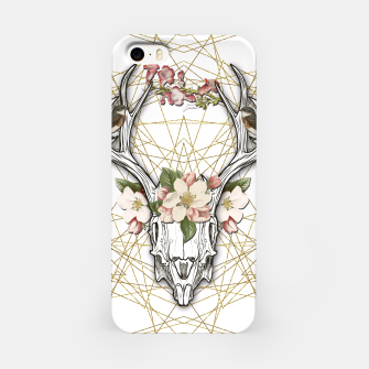 BOHO SKULL iPhone Case thumbnail image